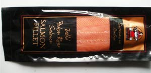 full salmon kwikpak product
